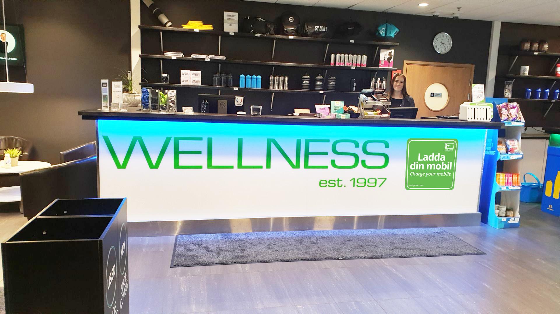 Nordic Wellness inleder samarbete med BattPow